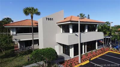 Miami Commercial For Sale: 7001 SW 97th Ave #203 E