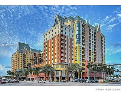 Fort Lauderdale Condo For Sale: 100 N Federal Hwy #1024