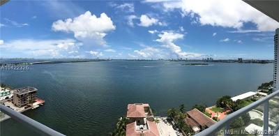 Miami Condo For Sale: 601 NE 27th St #1707/ 17