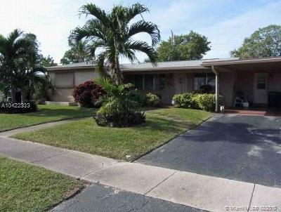 Fort Lauderdale Single Family Home For Sale: 361 SW 30th Ave