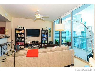 Condo For Sale: 300 S Biscayne Blvd #T-3707
