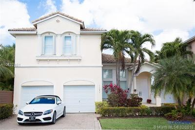 Doral Single Family Home For Sale: 11371 NW 48th Tr