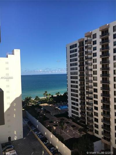 Bal Harbour Condo For Sale: 10185 Collins Ave #1409