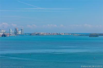 Miami Condo For Sale: 186 SE 12th Ter #1801