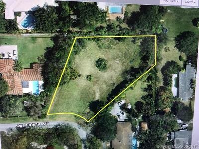 Pinecrest Residential Lots & Land For Sale: 6065 SW 109th St