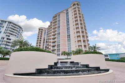 Lauderdale By The Sea Condo For Sale: 1460 S Ocean Blvd #1601