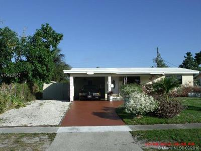 Fort Lauderdale Single Family Home For Sale: 2817 SW 5th St