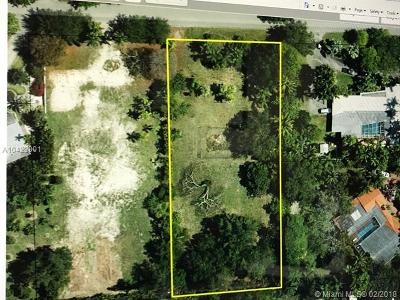 Pinecrest Residential Lots & Land For Sale: 6220 SW 116 St