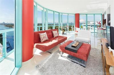 Miami Beach Condo For Sale: 6000 Indian Creek Dr #15A