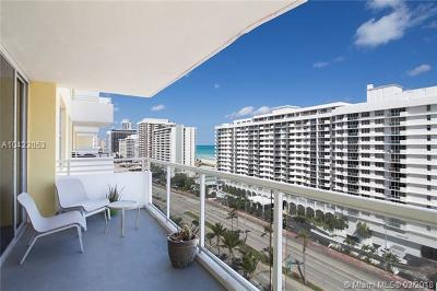 Miami Beach Condo For Sale: 5600 Collins Ave #14Y