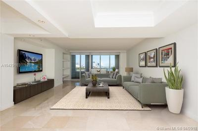 Miami Condo For Sale: 848 Brickell Key Dr #806