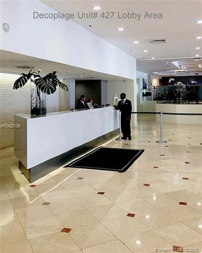 Miami-Dade County Condo For Sale: 100 Lincoln Rd #427