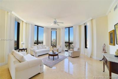 Palm Beach County Condo For Sale: 701 S Olive Ave #1224