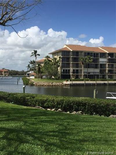 Jupiter Condo For Sale: 2301 Marina Isle Way #206