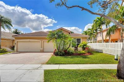 Broward County Single Family Home For Sale: 2082 SW 164th Ave