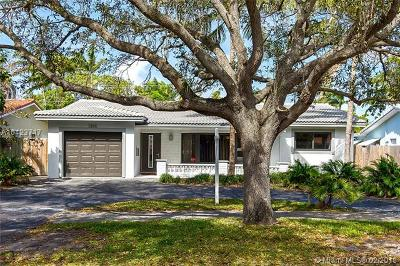 Broward County Single Family Home For Sale: 1305 Washington St
