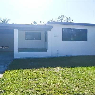 Miami-Dade County Single Family Home For Sale: 6448 SW 33rd St