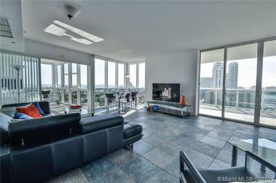Miami Beach Condo For Sale: 400 Alton Rd #1710