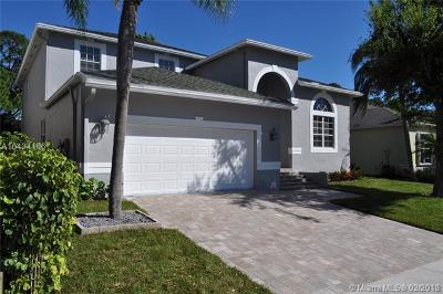 Palm Beach County Single Family Home For Sale: 5 Lake Eden Dr