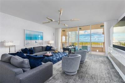 Miami-Dade County Condo For Sale: 7171 Fisher Island Dr #7171