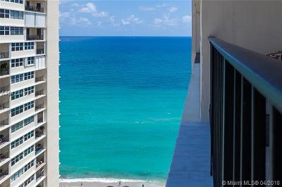 Hallandale Condo For Sale: 1904 S Ocean Dr #TS306