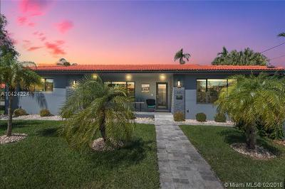Surfside Single Family Home For Sale: 325 92nd St
