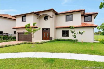 Miami-Dade County Single Family Home For Sale: 12131 SW 1 Street.
