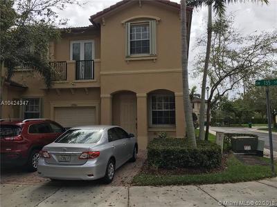 Miami-Dade County Condo For Sale: 12986 SW 135th St #12986