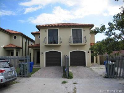 Miami-Dade County Condo For Sale: 3022 SW 17 #3022