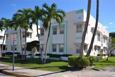 Miami-Dade County Condo For Sale: 550 15th St #104