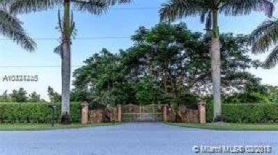 Miami-Dade County Single Family Home For Sale