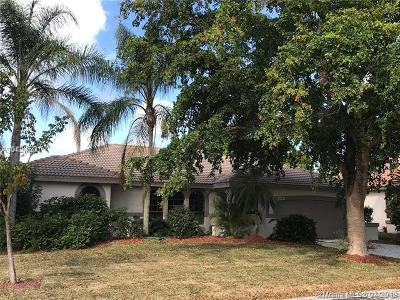 Broward County Single Family Home For Sale: 6099 NW 53rd St
