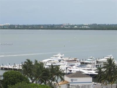 Miami-Dade County Condo For Sale: 1688 West Ave #1107