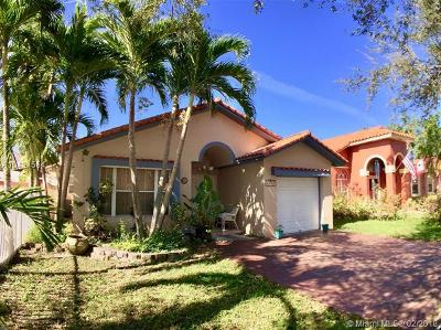 Miami-Dade County Single Family Home For Sale: 15132 NW 89th Pl