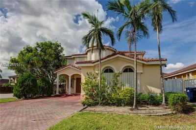 Miami Single Family Home For Sale: 1780 SW 149th Pass