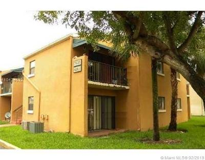 Miami Condo For Sale: 7403 SW 152nd Ave #201-2