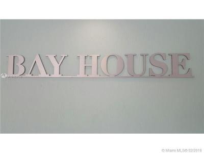 Bay House Condo, Bay House, Bay House Condominium, Bay House Miami, Bay House Miami Condo, Bay House Tower, Bay House Tower Condo Condo For Sale: 600 NE 27th St #401