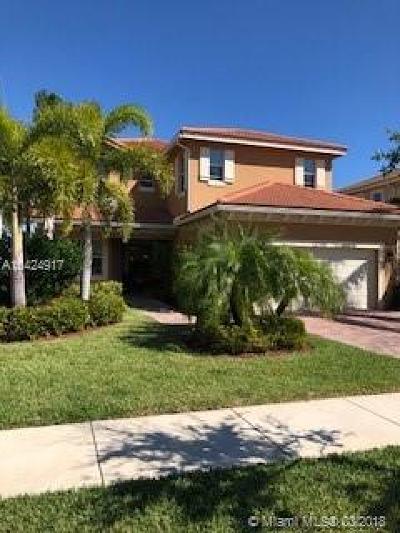 Palm Beach Gardens Single Family Home For Sale: 12196 N Aviles Cir