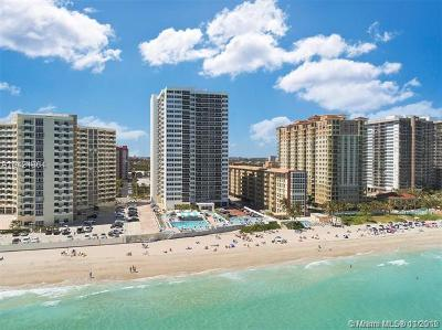 Hallandale Condo For Sale: 3180 S Ocean Dr #701