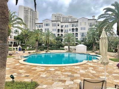 Aventura Condo For Sale: 3700 Island Blvd #C105