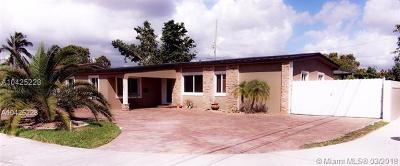 Hialeah Single Family Home For Sale: 1201 W 63rd St