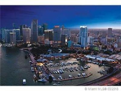 Miami Rental For Rent: 244 Biscayne Blvd #1803