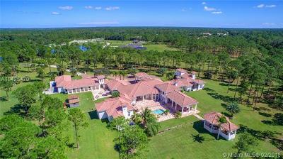 Jupiter Single Family Home For Sale: 2000 SE Ranch Road