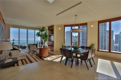 Miami Condo For Sale: 901 Brickell Key Blvd #3504