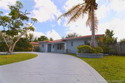 Biscayne Park Single Family Home For Sale: 11231 NE 11th Pl