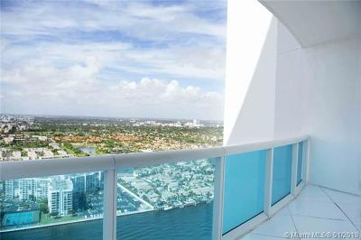 Hollywood Condo For Sale: 2711 S Ocean Dr #3703
