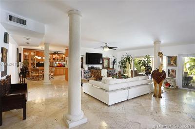 Miami Beach Single Family Home For Sale: 8210 Hawthorne Ave