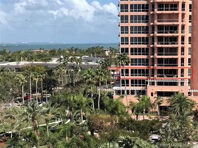 Coral Gables Condo For Sale: 10 Edgewater Dr #5H