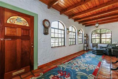 Coral Gables Single Family Home For Sale: 408 Gerona Ave