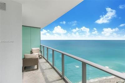 Hollywood Condo For Sale: 4111 S Ocean Drive #3307